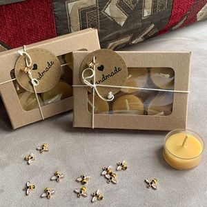 Other - 100% Canadian Beeswax Tealights